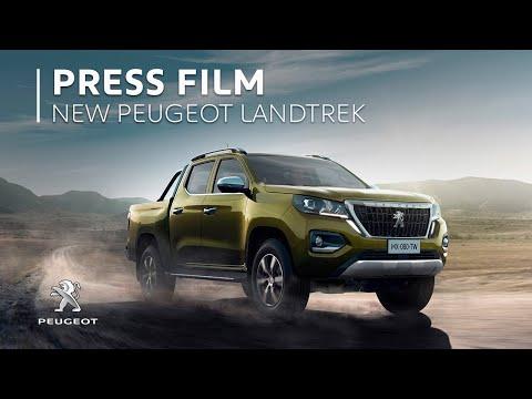 Peugeot LANDTREK Multi-purpose pick-up – #LiveBigger