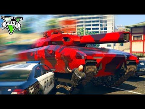 EL MEJOR NUEVO TANQUE DE GTA !! Doomsday Heist DLC *Dia del Juicio Final* - GTA 5 ONLINE (GTA V)