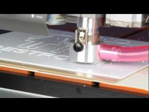 Creating ADA Signage on the EGX Engraver