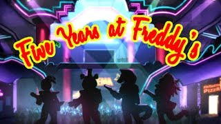 Five Years at Freddy's - Nowe Teasery na lata 2019-2021 [ENG Subtitles]