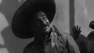 Viva Villa with Wallace Beery as Poncho Villa