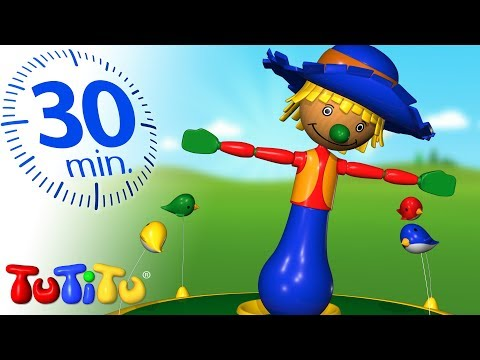 TuTiTu Deutsch | Beste Kleinkinder Spielzeug | Vogelscheuche | 30 Minuten Spezial