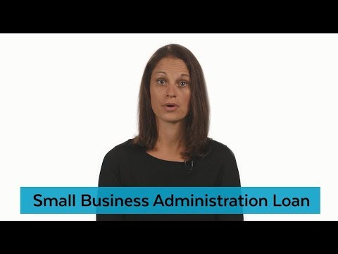 Business Loan Connection: Small Business Administration Loan