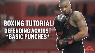 How To Defend in Boxing