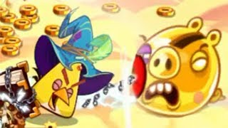 GOLDEN CLOUD CASTLE IN EVENT EPIC SPORTS! - Angry Birds Epic