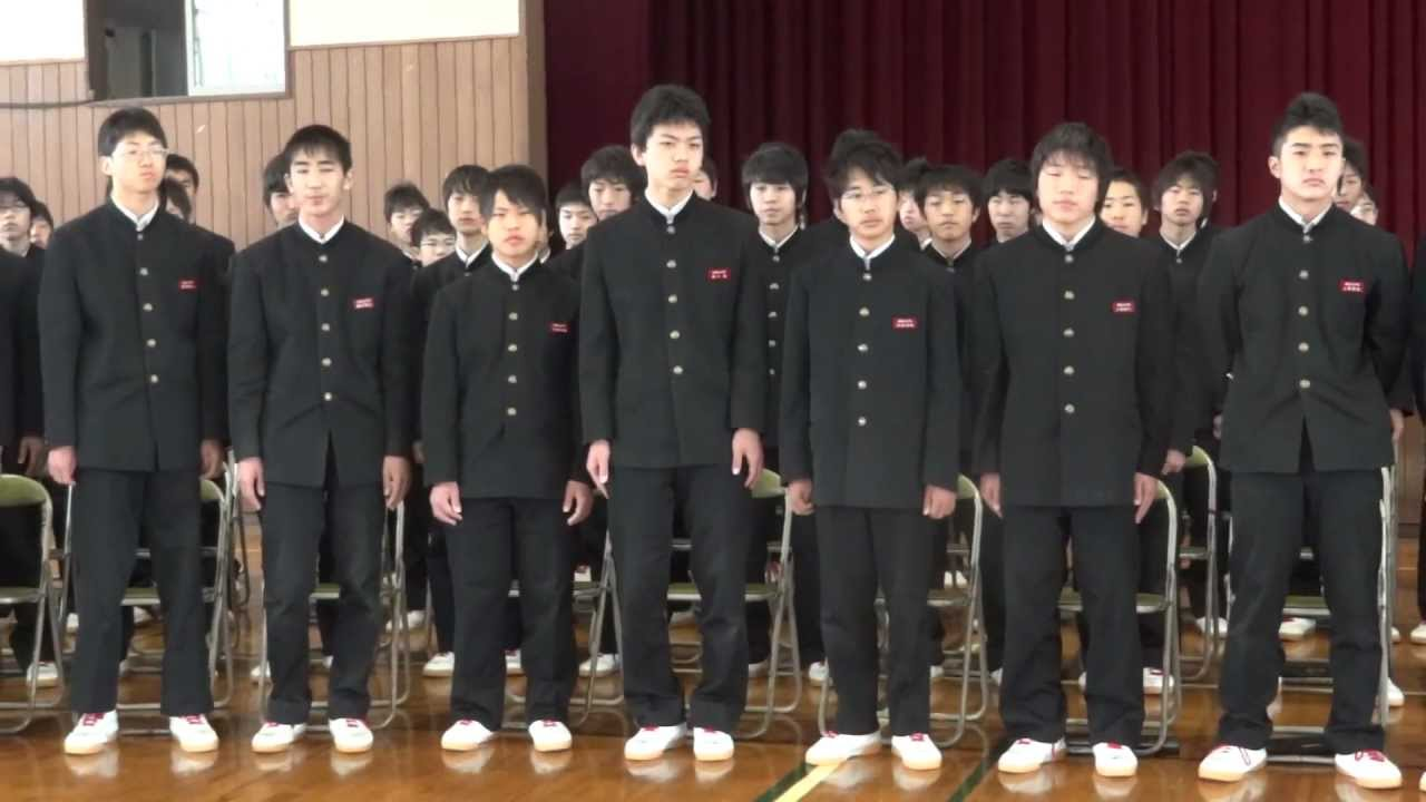 倉田山中学校 合唱「証」卒業編....