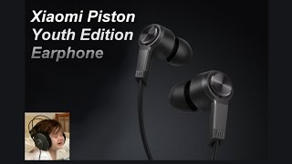 Наушники Xiaomi Piston Youth Edition Earphone из Tinydeal