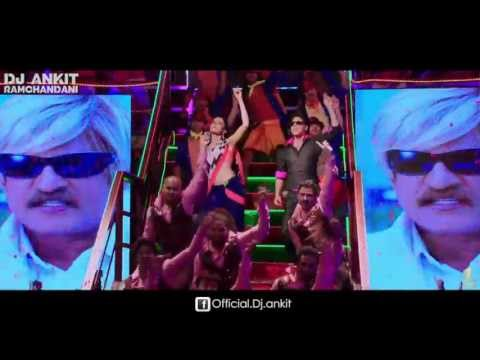 LUNGI DANCE - CHENNAI EXPRESS - DJ ANKIT RAMCHANDANI   ( SOUTH TADKA MIX )