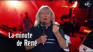 OM 5-2 Leipzig : la minute de René
