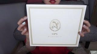 [한국어ASMR]옵스빵집 선물세트 언박싱 OPS GIF…