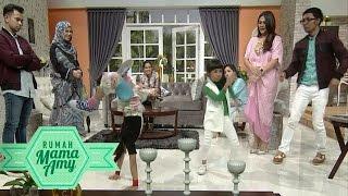 Battle Dance Pelangi VS Alifa - Rumah Mama Amy (22/6)