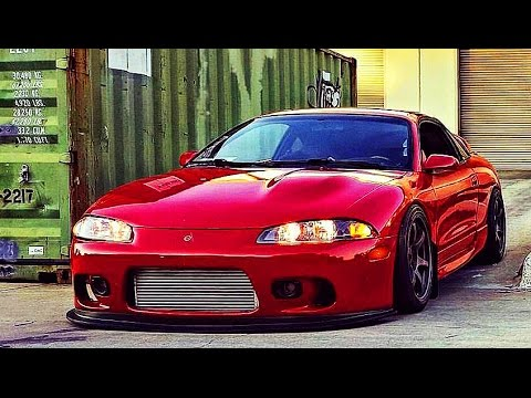Ultimate DSM (Mitsubishi Eclipse/Talon/Laser) Sound Compilation
