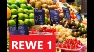 Almaniyada yaşam və qiymətlərlə bağlı qısa məlumat REWE-1 maqazininden yarim melumat 1