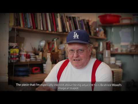 Jeffry Mitchell on Beatrice Wood—Connections: Renwick Gallery