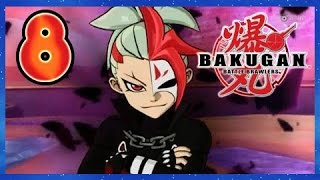 Bakugan Battle Brawlers Walkthrough Part 8 (X360, PS3, Wii, PS2) 【 AQUOS 】 [HD](Bakugan Battle Brawlers walkthrough Bakugan Battle Brawlers gameplay plathrough., 2013-05-03T23:29:48.000Z)