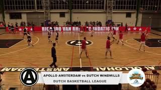 ReLive: Apollo Amsterdam vs Dutch Windmills Dordrecht