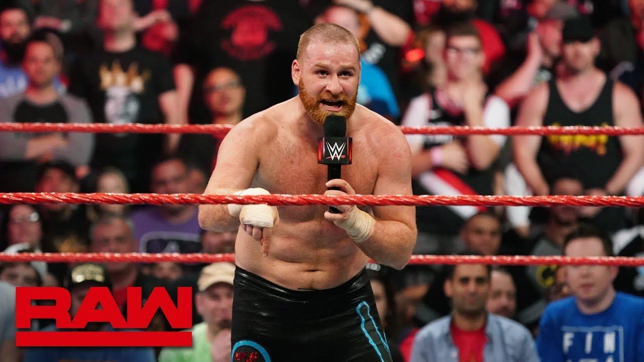 WWE Raw: Sami Zayn Returns, Loses Intercontinental