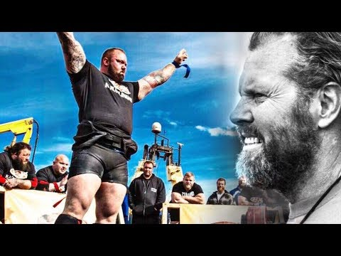 Strongest man in Iceland 2017 (Magnus Ver's competition) The Viking Challenge ft. Hafthor Bjornsson