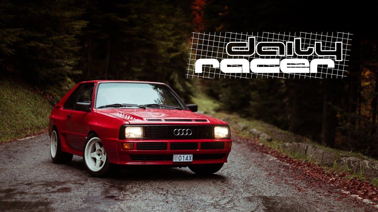 Audi Sport Quattro >> 1984 Audi Sport Quattro The Racer S Daily Youtube