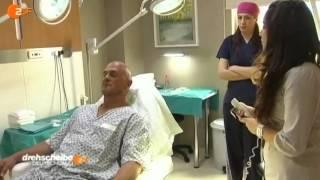 Haartransplantation ZDF Drehscheibe