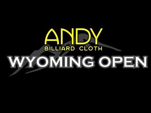 Rodney Morris vs Shane VanBoening - 2016 Wyoming Open 8 Ball