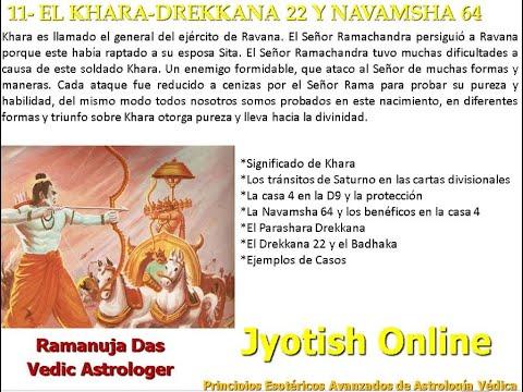CURSO 11 KHAR DREKKANA 22 Y NAVAMSHA 64 VIDEO1
