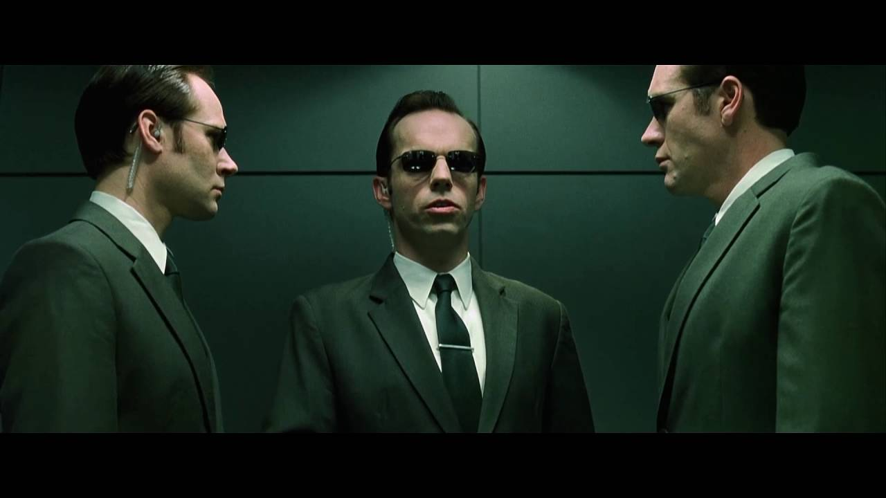The Matrix: Agent Smith Discusses Satanic Belief That Humanity Is A Cancer Extended 1080p HD