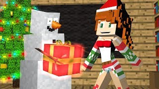 Monster School : Christmas LIFE Compilation - Minecraft Animation