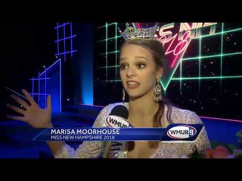 Manchester woman crowned Miss New Hampshire 2018
