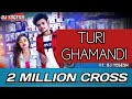 TURI GHAMANDI | × || DJ YOGESH || (Official Video) || Music - DJ SYK || CG RAP SONG || 2k19 Mp3