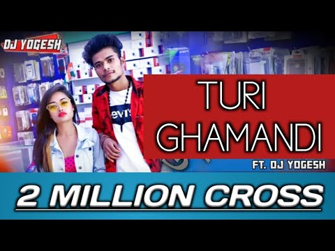 TURI GHAMANDI || Ft - DJ YOGESH (Official Music Video) | Music By- DJ SYK | NEW | CG RAP | SONG 2019