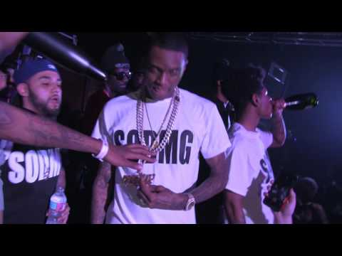 SOULJABOY - WRIST PRETTYBOYSWAG - LIVE @ NATURE WORLD NIGHT OUT - 2.27.2016