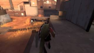 PL_Goldrush - All Huntsman Sniper