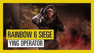 Tom Clancy's Rainbow Six Siege - Blood Orchid : Ying Operator