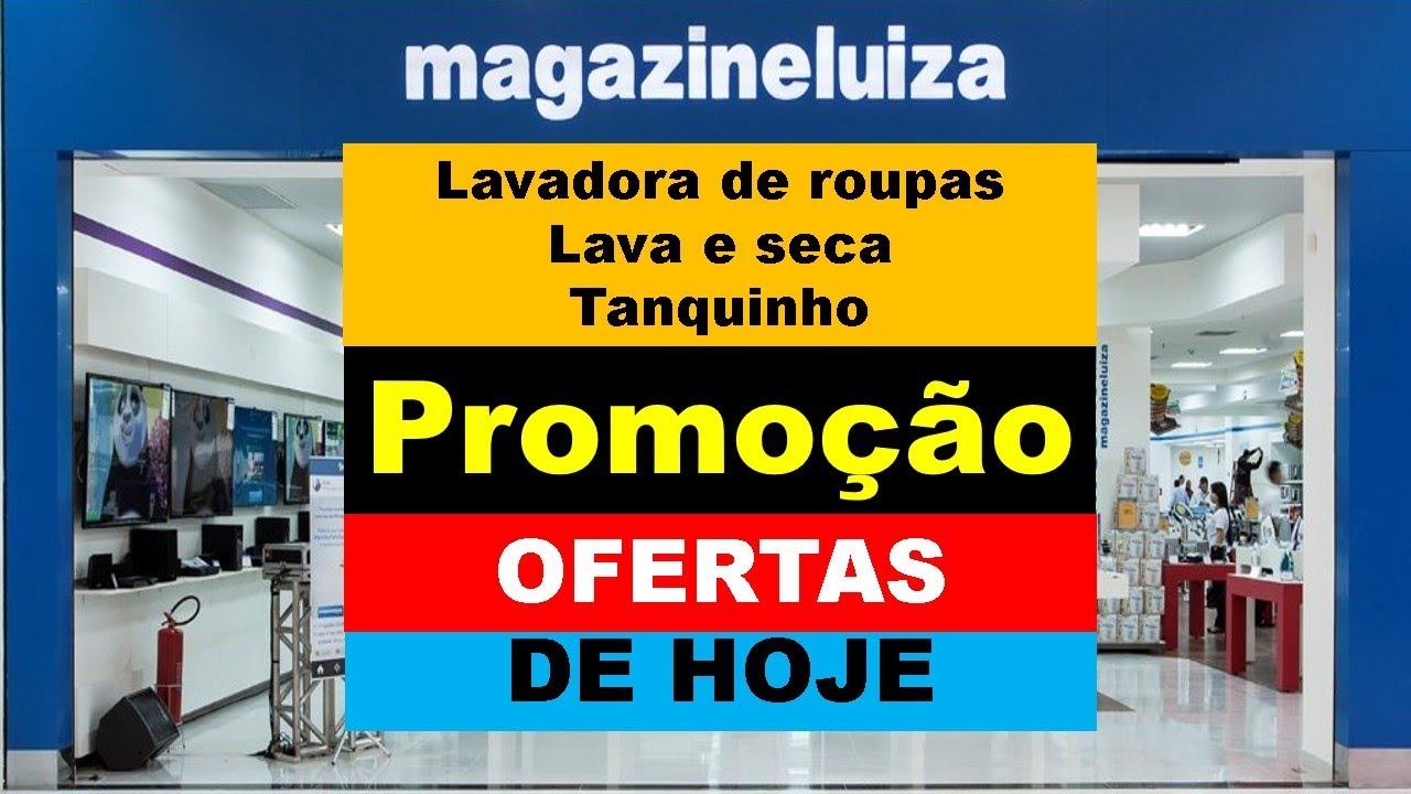 LAVADORAS TANQUINHOS LAVA E SECA EM PROMOÇÃO NA MAGAZINE LUIZA OFERTAS ONLINE