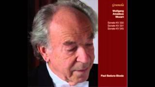 Paul Badura-Skoda W. A. Mozart Sonaten