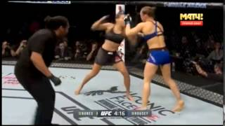 Ronda Rousey Vs. Amanda Nunes Knockout Vine Trippin n Stumblin