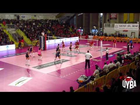 18/10/15 Highlights Savino Del Bene Scandicci - Unendo Yamamay Busto Arsizio