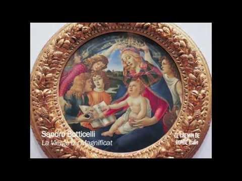 La Galerie des Offices - De Giotto à Botticelli