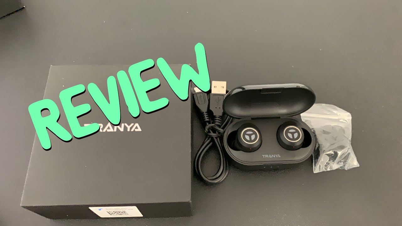 692a318c097 Tranya T2 Sports Wireless Earbuds Unboxing & Review - YouTube