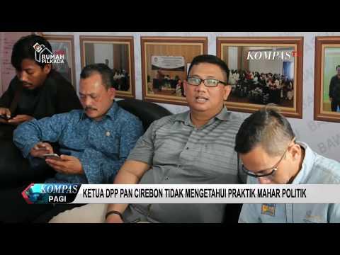 Ketua DPD PAN Cirebon Diperiksa Terkait Dugaan Mahar