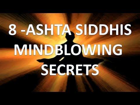 8 - Ashta Siddhi Secrets | Mystical powers and Meditation