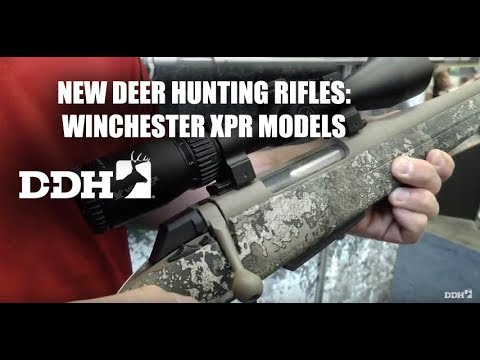 New Deer Hunting Rifles: Winchester XPR Models | Innovation Zone @deerhuntingmag