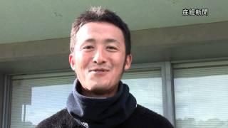 2011年大阪実業団駅伝1部に昇格した、産経新聞Aチーム。エース桐...