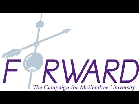 FORWARD: The Campaign for McKendree University