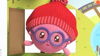 Малышарики - новые серии - Три клубочка - Развивающие мультики для самых маленьких