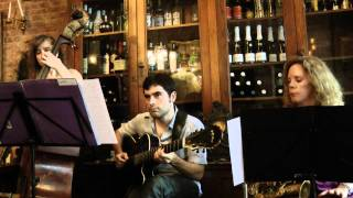 """FROM THE LONELY AFTERNOONS"": BANDA DE ANTIQUE GARAGE (Sept. 25, 2011)"
