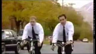Door To Door Atheists Bother MormonsVideo