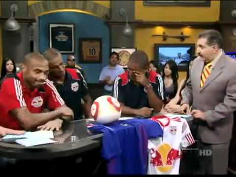 Thierry Henry, Juan Agudelo on Republica Deportiva