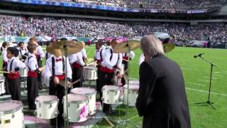 Drums of Thunder - Eagles Halftime 2014